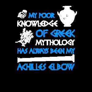 Achillesferse Griechische Mythology Griechenland