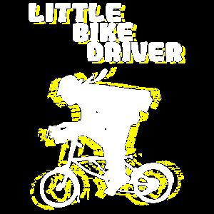 Little Bike Fahrradfahrer Radfahrer witzig Spruch