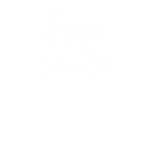 RIP Memorial Ruhe in Frieden