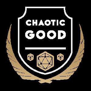 Chaotisch gutes RPG T-Shirt