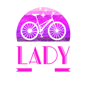 Stolze E-Bike Frau