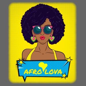Pop Lady Afro