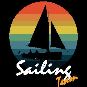 Sailing Team Segeln