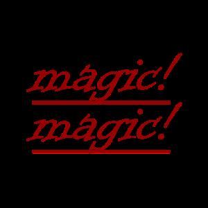 Es ist eine magische Magie