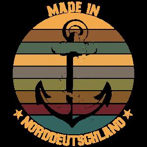 Norddeutschland HMBRG Moin Nordsee Geschenk