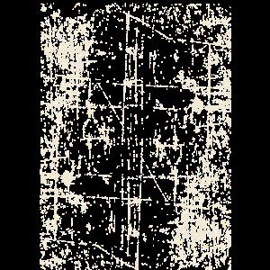 Effekt Kaputter Hintergrund Vintage Frame