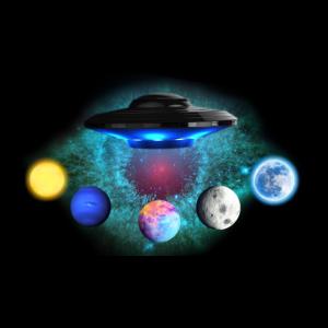 Ufo, Planeten