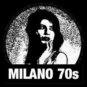 Milano 1970, Italia, Mailand, Italien. 1970s, Mode