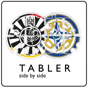 TABLER side by side - logo hell