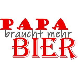 PAPA braucht mehr BIER