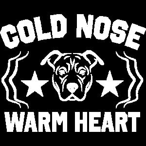 Kalte Nase. Warmes Herz - Hundeliebhaber