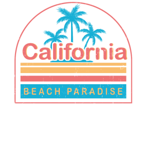 California Beach Paradise