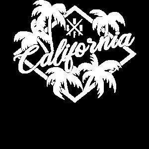 California Surf White Vintage