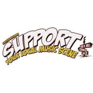 Support local music scene - Aktion
