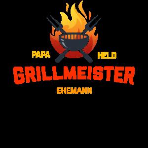 Grillen Spruch Grillmeister