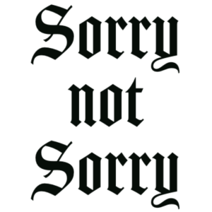 Entschuldigung Jugend