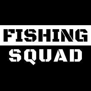 letzterWurf Fishing Squad - Angeln - Angelgeschenk
