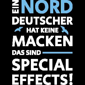 NORDDEUTSCHE MACKEN SPECIAL EFFECTS