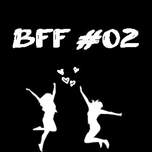 BFF #2 Design für die beste Freundin. | BFF Shirt