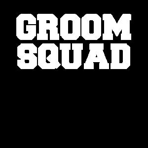Groom Squad Party Groomsmen Junggesellenabschied