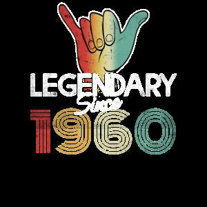 Geschenk zum 60 Geburtstag Jahrgang 1960 60 Jahre