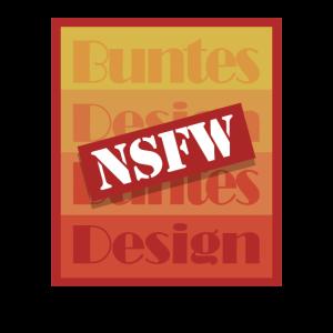 Buntes Design - NSFW- Vorlage