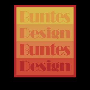 Buntes Design - Vorlage