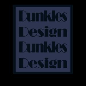 Dunkles Design - Vorlage