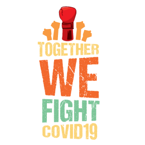 Togehter we fight covid19