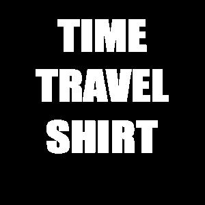 NERD nerdy informatiker lustiges shirt time travel