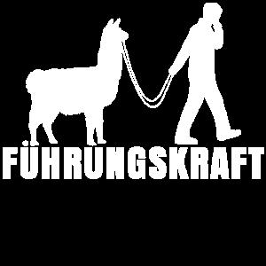 Lama Führungskraft - Llama Führer