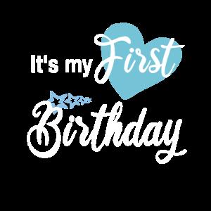 Erster Geburtstag süßes Geschenk für Jungen Baby