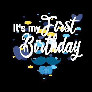 Erster Geburtstag cooles Geschenk für Jungen Baby