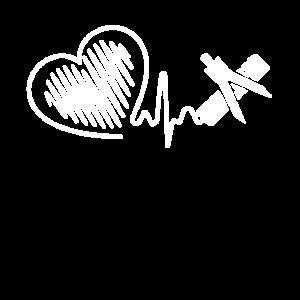Mathematiker Mathematiker Herzschlag