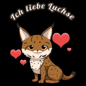 Ich Liebe Luchse Lynx