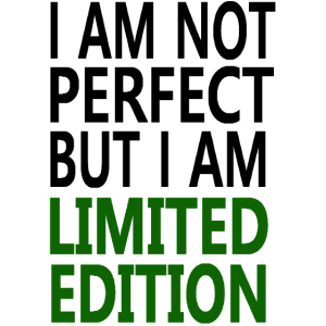 Spruch limitierte Edition
