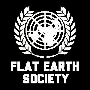 Flat Earth Society Flache Erde Verschwörung