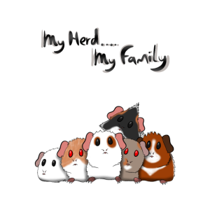 """Piggie """"Meine Herde ... meine Familie"""""""
