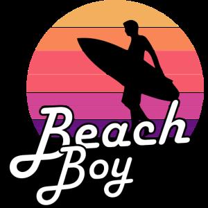 Beach Boy Junge Sport Surfen SUP Geschenk