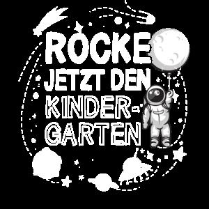 Kindergarten Astronaut Kindergartenkind Weltraum
