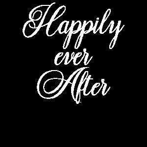 Hochzeitswortkunst glücklich bis ans Ende
