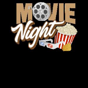 Popcorn Filmnacht