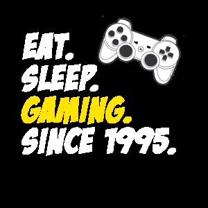 Eat Sleep Gaming since 1995 - Konsole