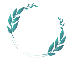 Rahmen mit Blumen Dein Text Deko Geschenk