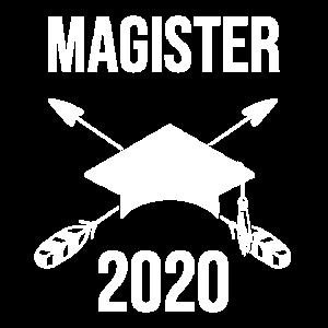 Magister Hut Geschenk-Idee Sponsion 2020