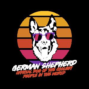 Coolest German Shepherd