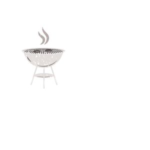 man at work (grillen)