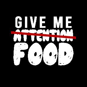 hungrig sein