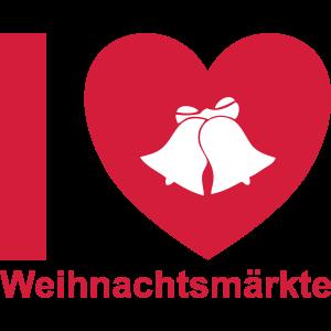 I Love Weihnachtsmärkte