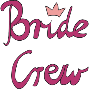 bride crew JGA